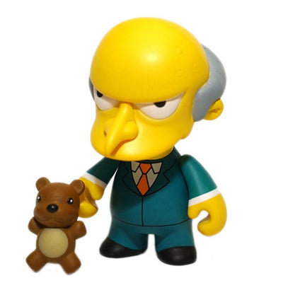 Mr. Burns 1/24-Kidrobot-Vinyl Figure-TorontoCollective