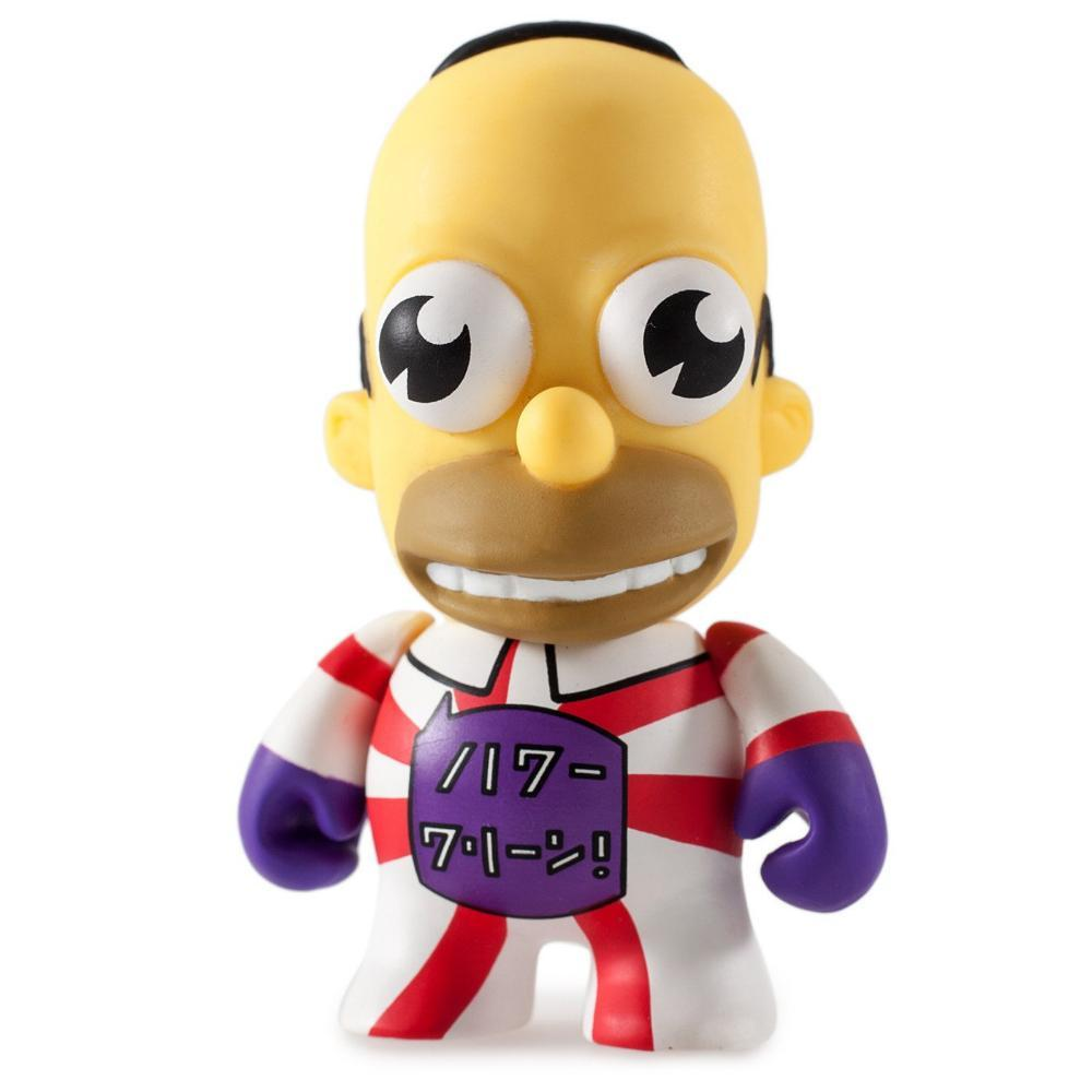 Mr. Sparkle (Red and White) 1/60-Kidrobot-Vinyl Figure-TorontoCollective