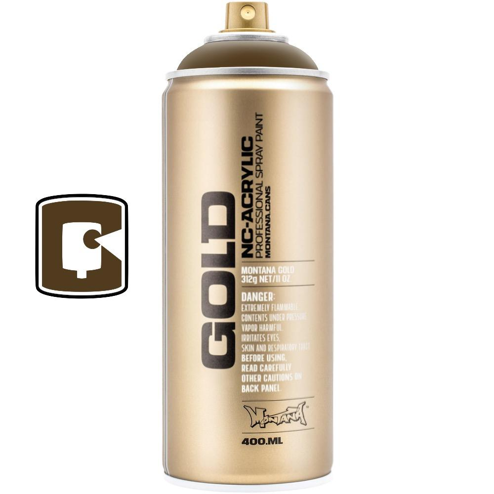 Mushroom-Montana Gold-400ML Spray Paint-TorontoCollective