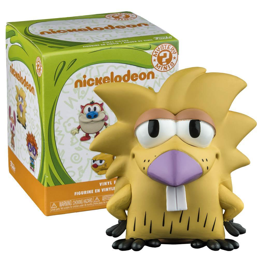 Nickelodeon-Funko-Mystery Minis-TorontoCollective