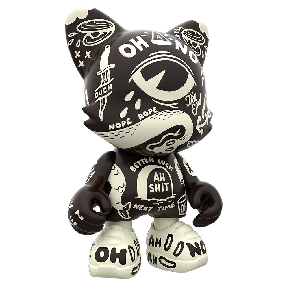 OH-NO! Blackout Special SuperJanky by Mcbess-Superplastic-TorontoCollective