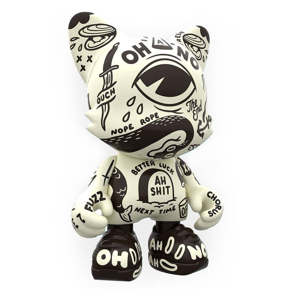 OH-NO! Whiteout Special SuperJanky by Mcbess-Superplastic-TorontoCollective