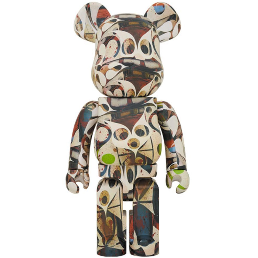 Phil Frost 1000% Bearbrick by Medicom Toy