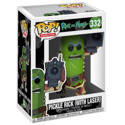 Pickle Rick (With Laser)-Funko-Pop-TorontoCollective