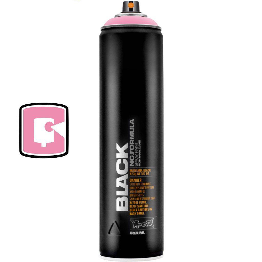 Pink Cadillac-Montana Black Extended-600ML Spray Paint-TorontoCollective
