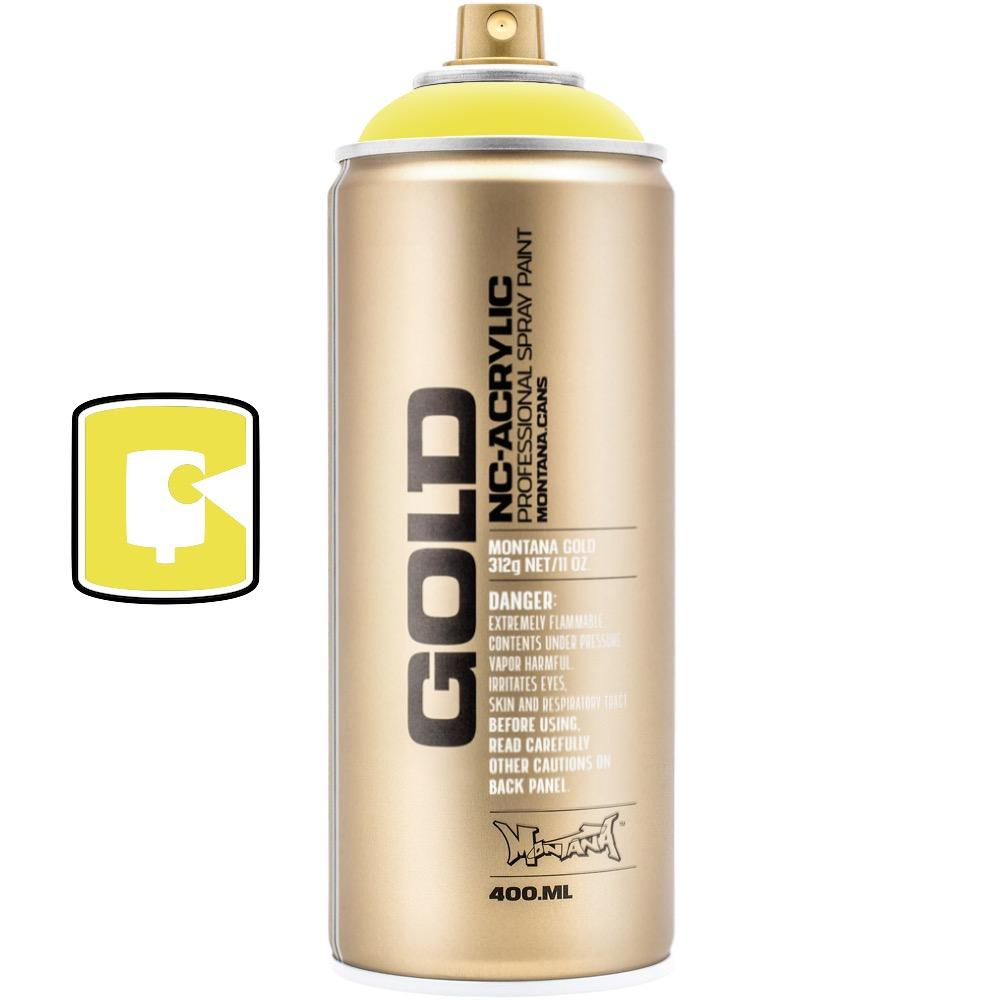 Poison Pastel-Montana Gold-400ML Spray Paint-TorontoCollective