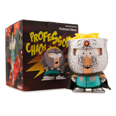 "Professor Chaos 7"" Medium Figure-Kidrobot-Medium Figure-TorontoCollective"