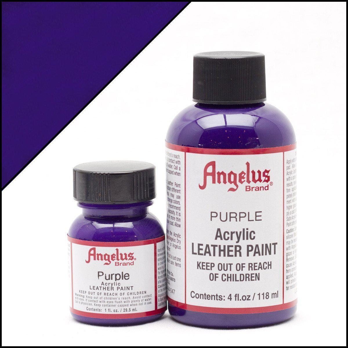 Purple-Angelus-Leather Paint-TorontoCollective