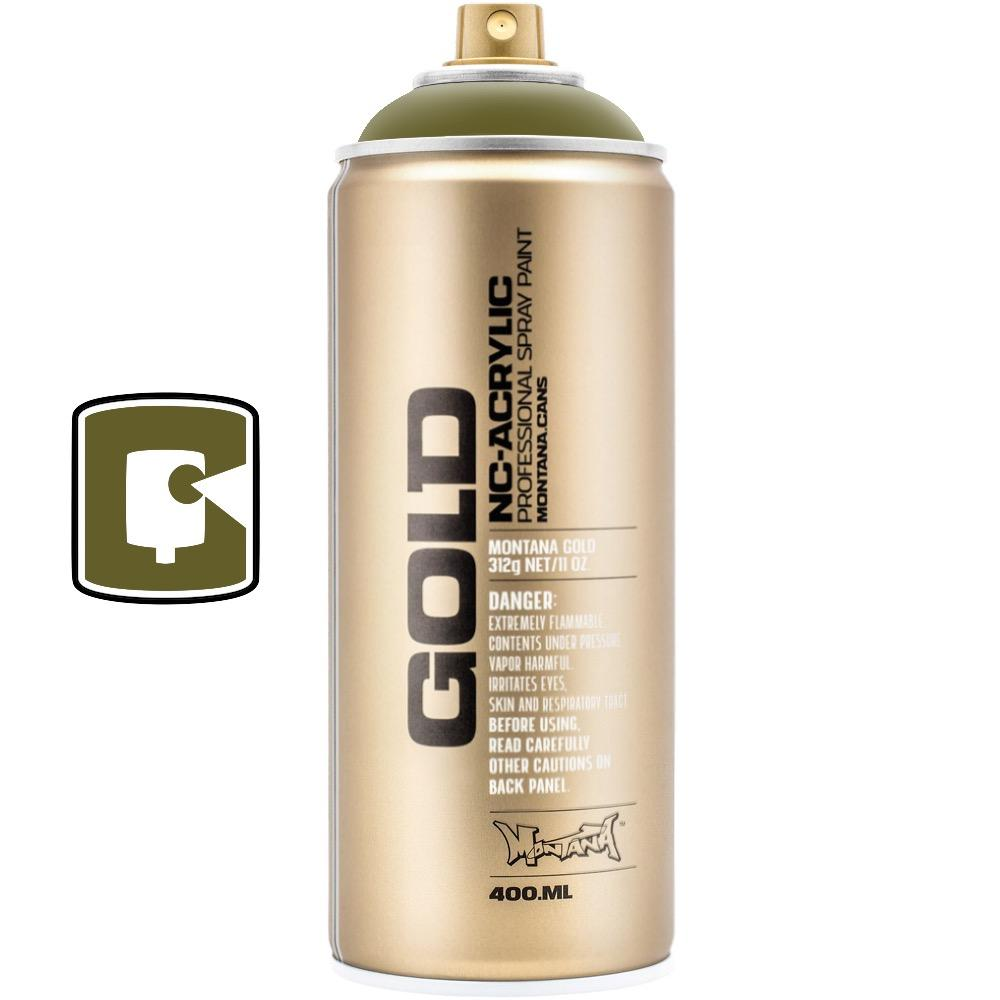 Reed-Montana Gold-400ML Spray Paint-TorontoCollective