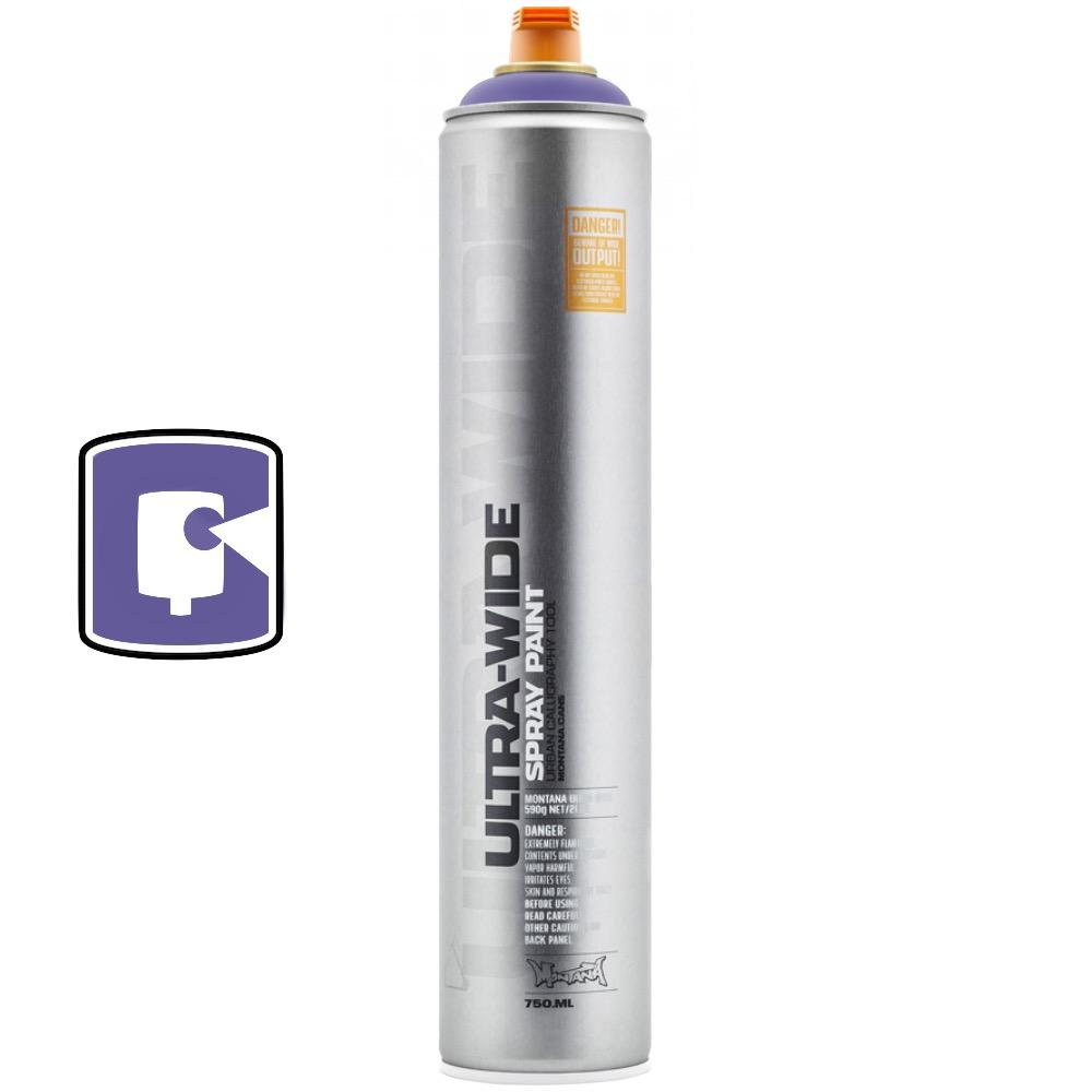 Royal Purple-Montana Ultra-Wide-750ML Spray Paint-TorontoCollective