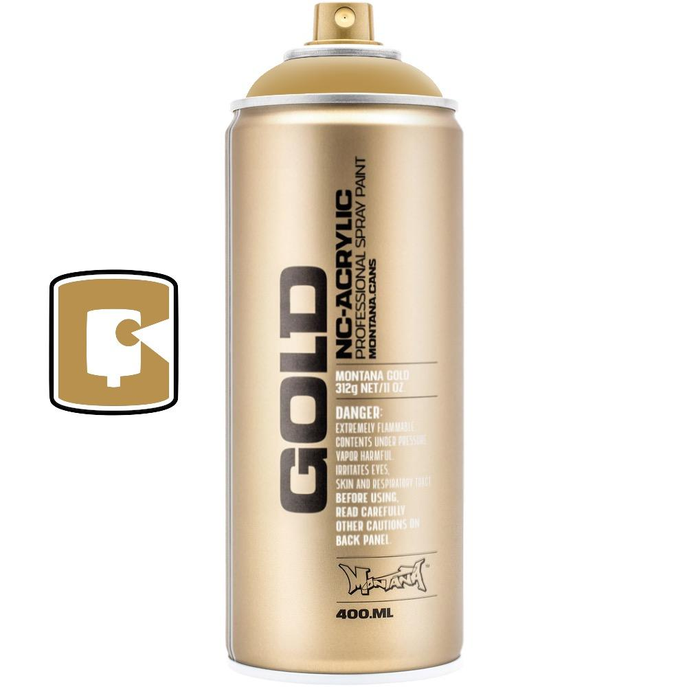 Sand-Montana Gold-400ML Spray Paint-TorontoCollective
