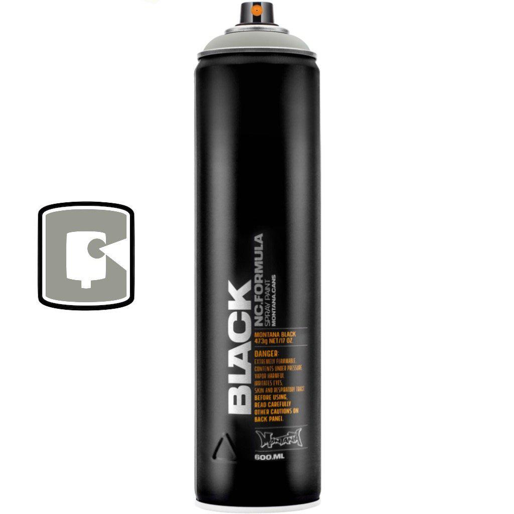 Shark-Montana Black Extended-600ML Spray Paint-TorontoCollective