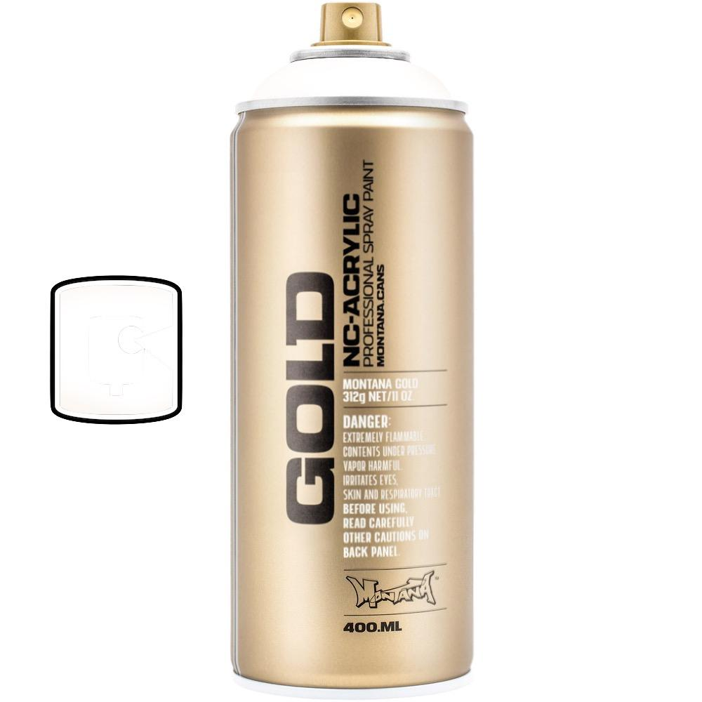 Shock White Pure-Montana Gold-400ML Spray Paint-TorontoCollective