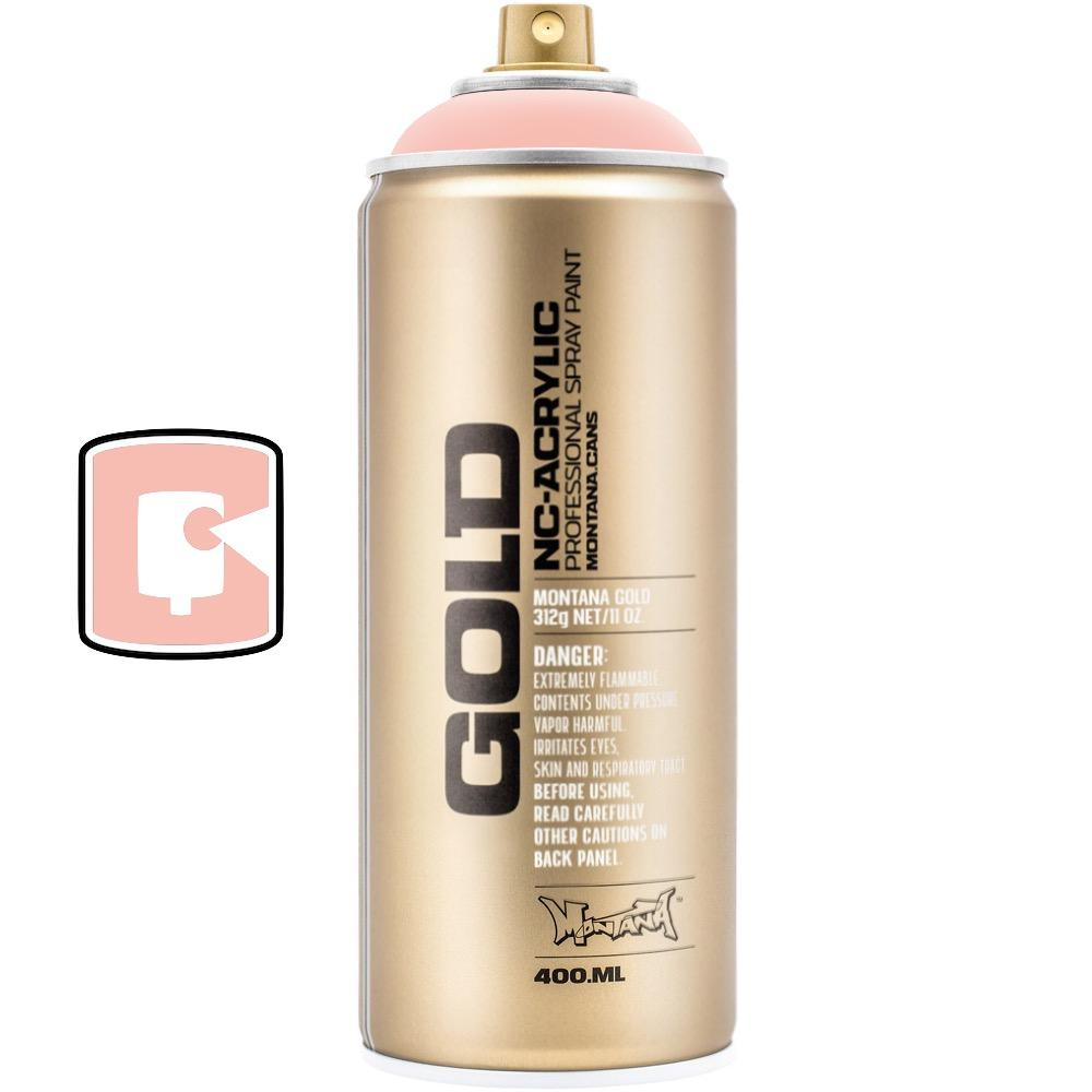 Shrimp Pastel-Montana Gold-400ML Spray Paint-TorontoCollective