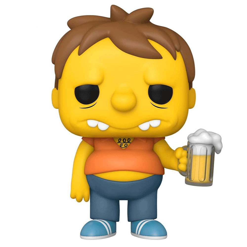 The Simpsons Barney Gumble FUNKO POP #901