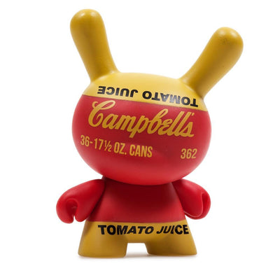 "(Special Price) Andy Warhol 3"" Dunny Mini Series-Kidrobot-Blind Box-TorontoCollective"