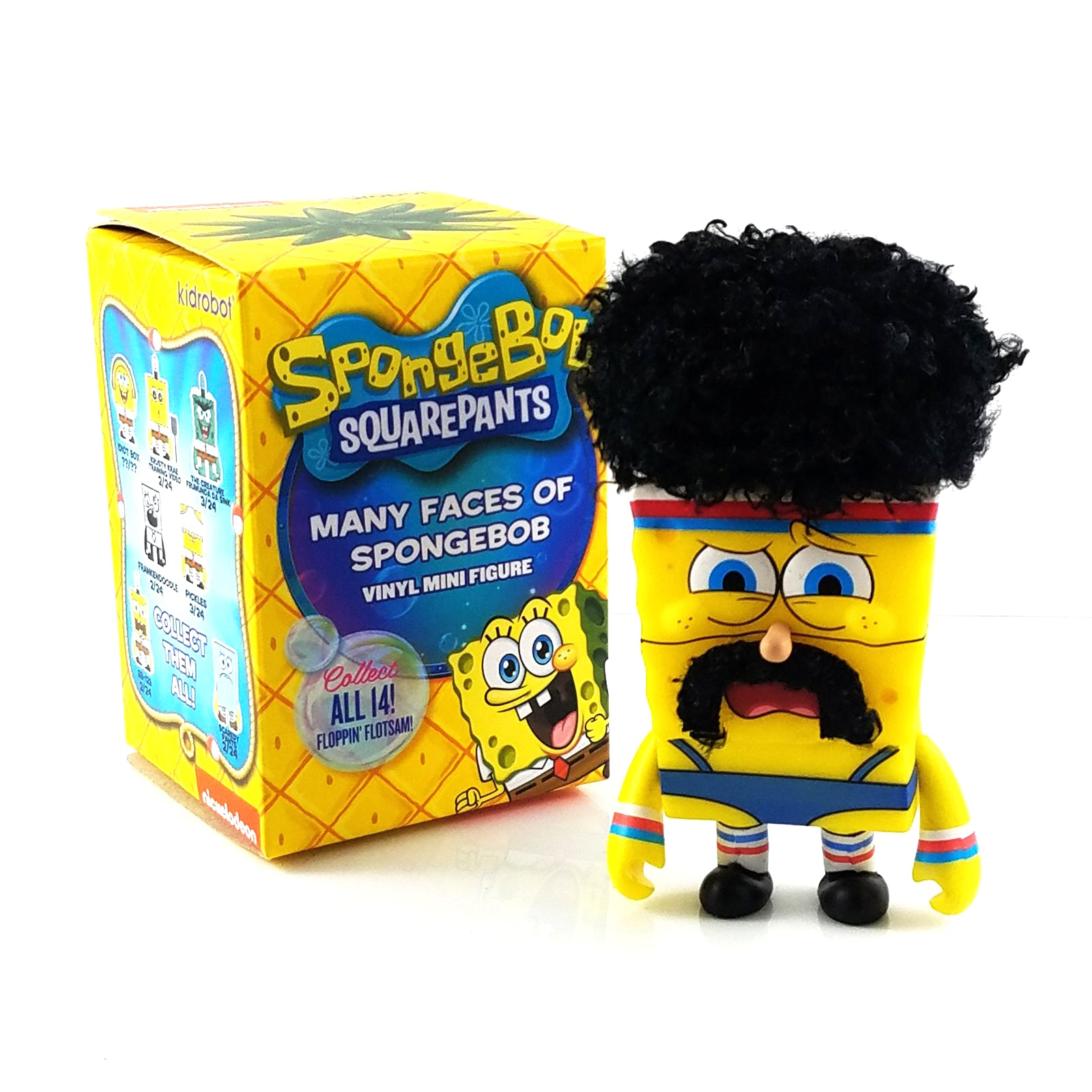 "Spongebob Squarepants Masterpiece LA Comic Con 2018 Exclusive 3"" Figure"
