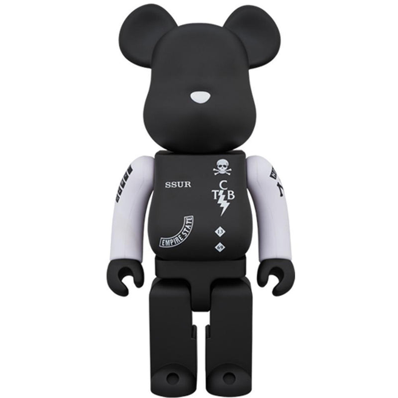 SSUR 400% Bearbrick by Medicom Toy