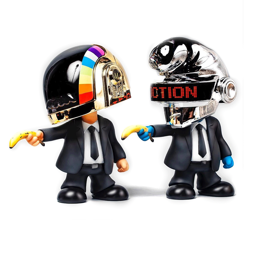 SUPER FICTION 2 by Fools Paradise Toys