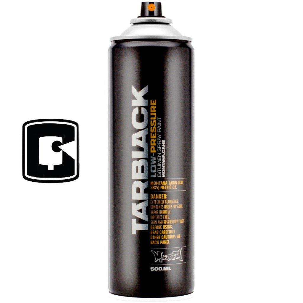 Tarblack Low Pressure 500 ML-Montana Black-TorontoCollective