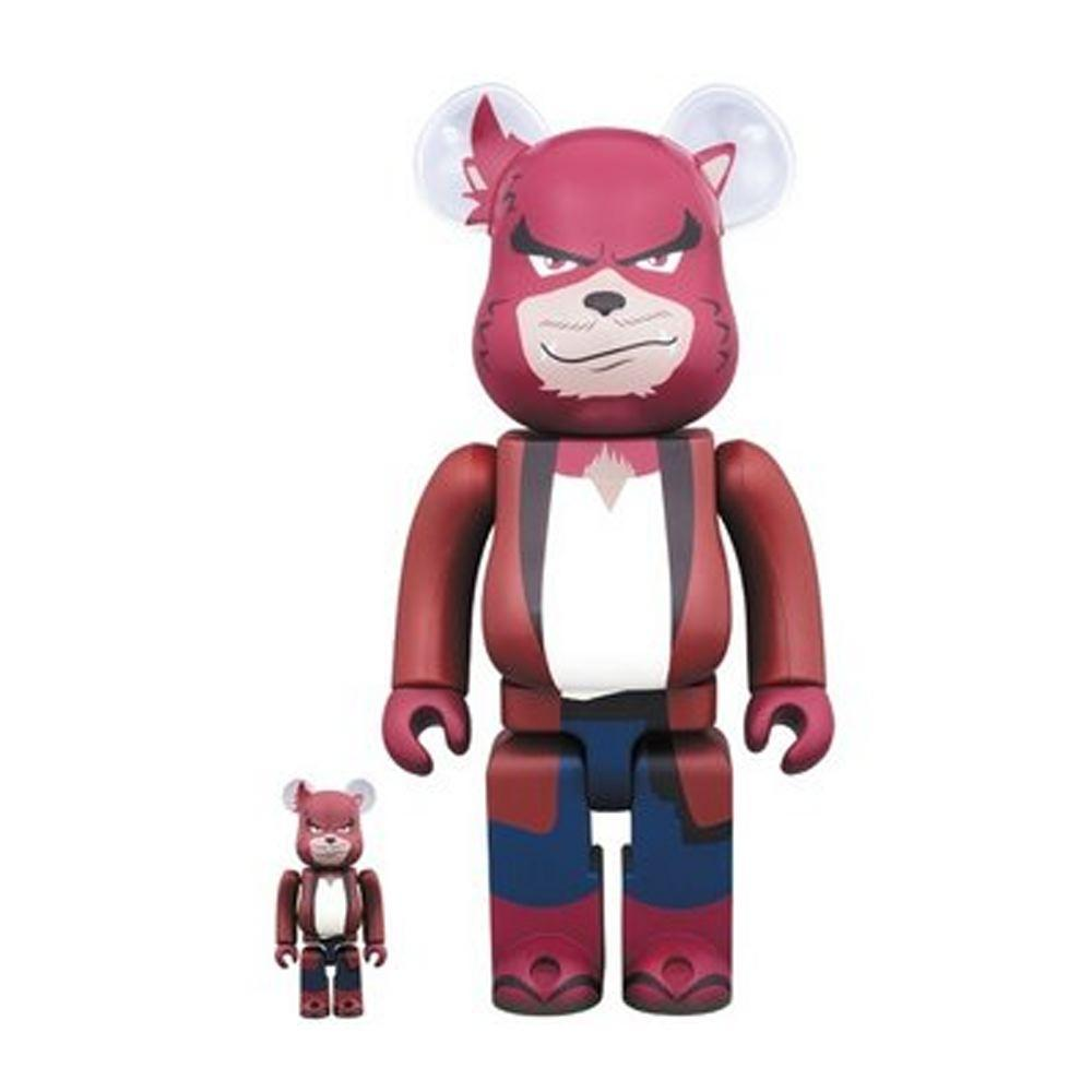 The Boy and the Beast Kumatetsu-Bearbrick-400%-TorontoCollective