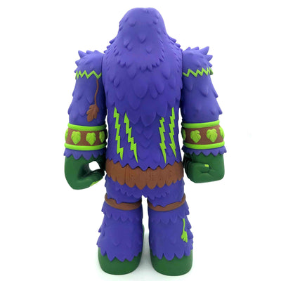 The Forest Warlord Grapeskunkape edition by Bigfoot One Signed