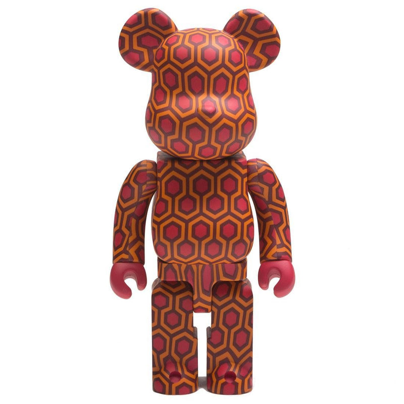 The Shining Pattern 400% Bearbrick by Medicom Toy
