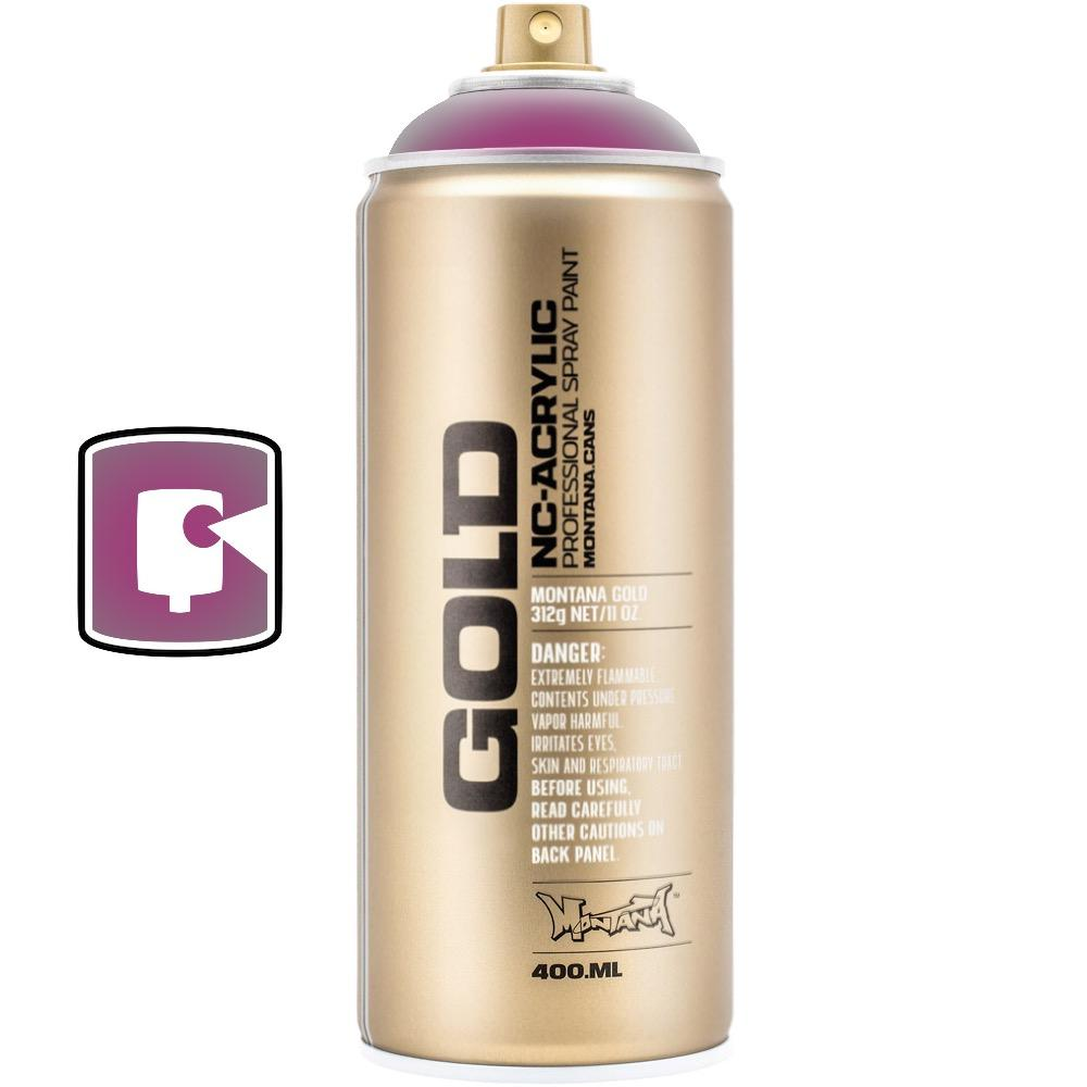 Transparent Cherry Blossom-Montana Gold Transparent-400ML Spray Paint-TorontoCollective
