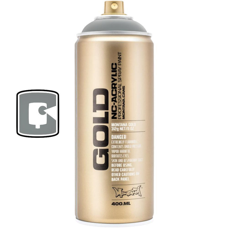 Transparent Gravel-Montana Gold Transparent-400ML Spray Paint-TorontoCollective