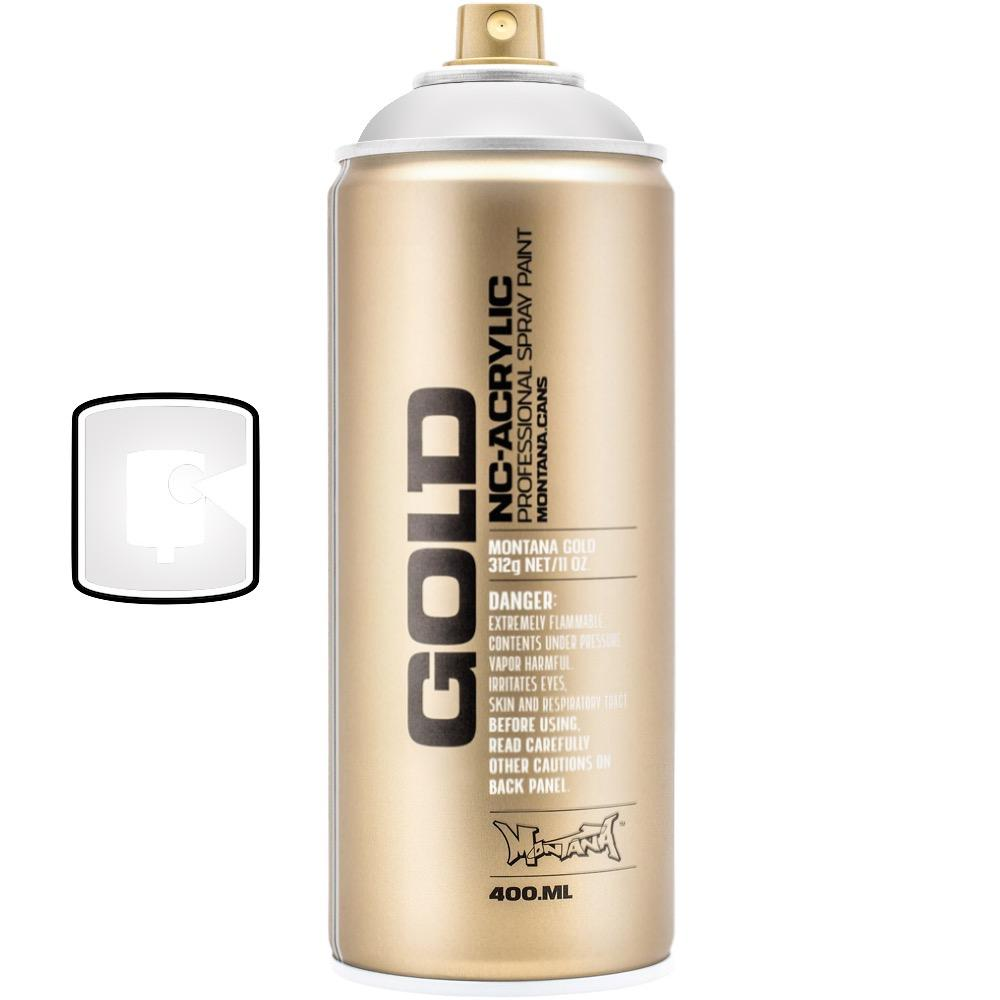 Transparent Magic White-Montana Gold Transparent-400ML Spray Paint-TorontoCollective