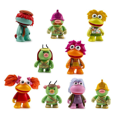 FRAGGLE ROCK BLIND BOX MINI FIGURE SERIES BY KIDROBOT