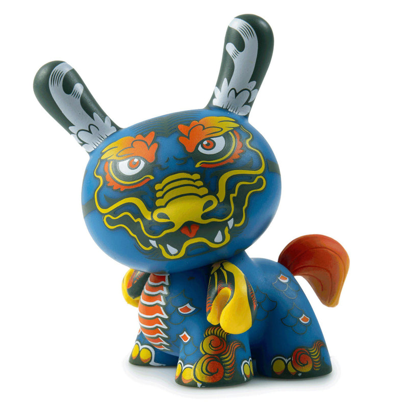 "KAIJU DUNNY BATTLE 3"" MINI FIGURE SERIES BY KIDROBOT X CLUTTER"
