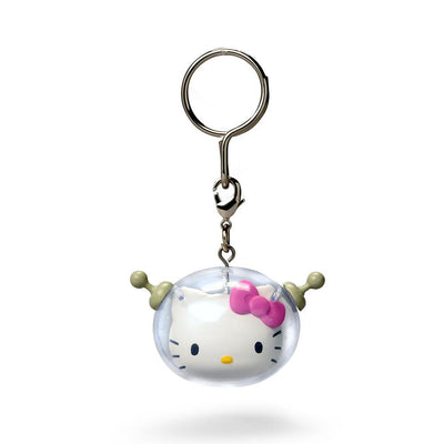 KIDROBOT X SANRIO HELLO KITTY TIME TO SHINE KEYCHAINS by Kidrobot