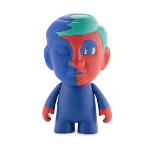 """Drag 80/'s #2 Kidrobot Many Faces of Andy Warhol 3/"""" Mini Figure Brand New"""