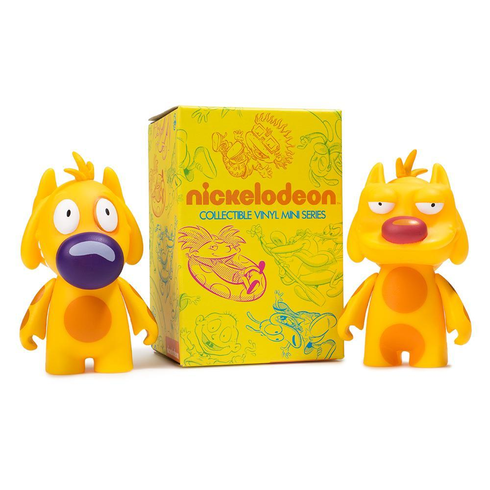 NICKELODEON NICK 90'S MINI FIGURE SERIES BY KIDROBOT