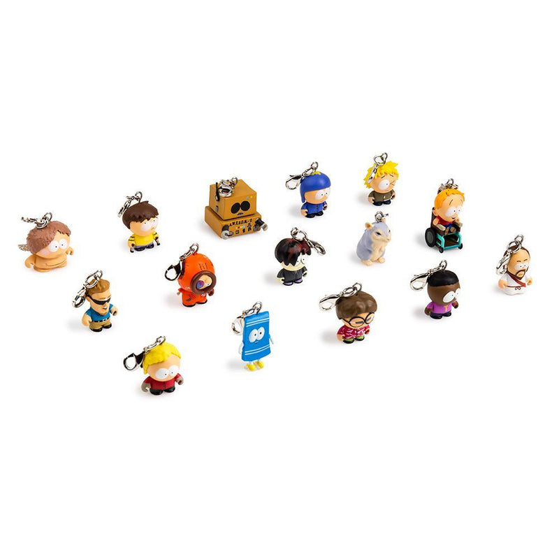 SOUTH PARK BLIND BOX KEYCHAIN SERIES 2 BY KIDROBOT