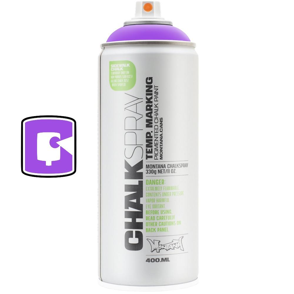 Violet-Montana Chalk-400ML Spray Paint-TorontoCollective