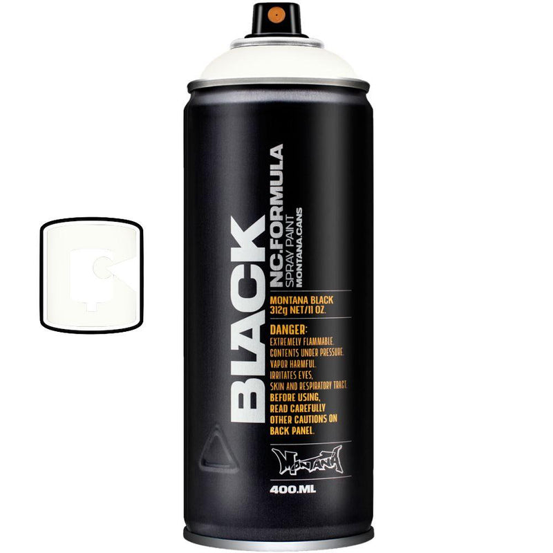 White-Montana Black-400ML Spray Paint-TorontoCollective