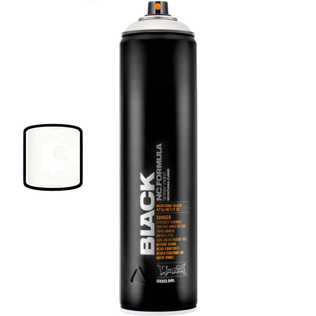 White-Montana Black Extended-600ML Spray Paint-TorontoCollective
