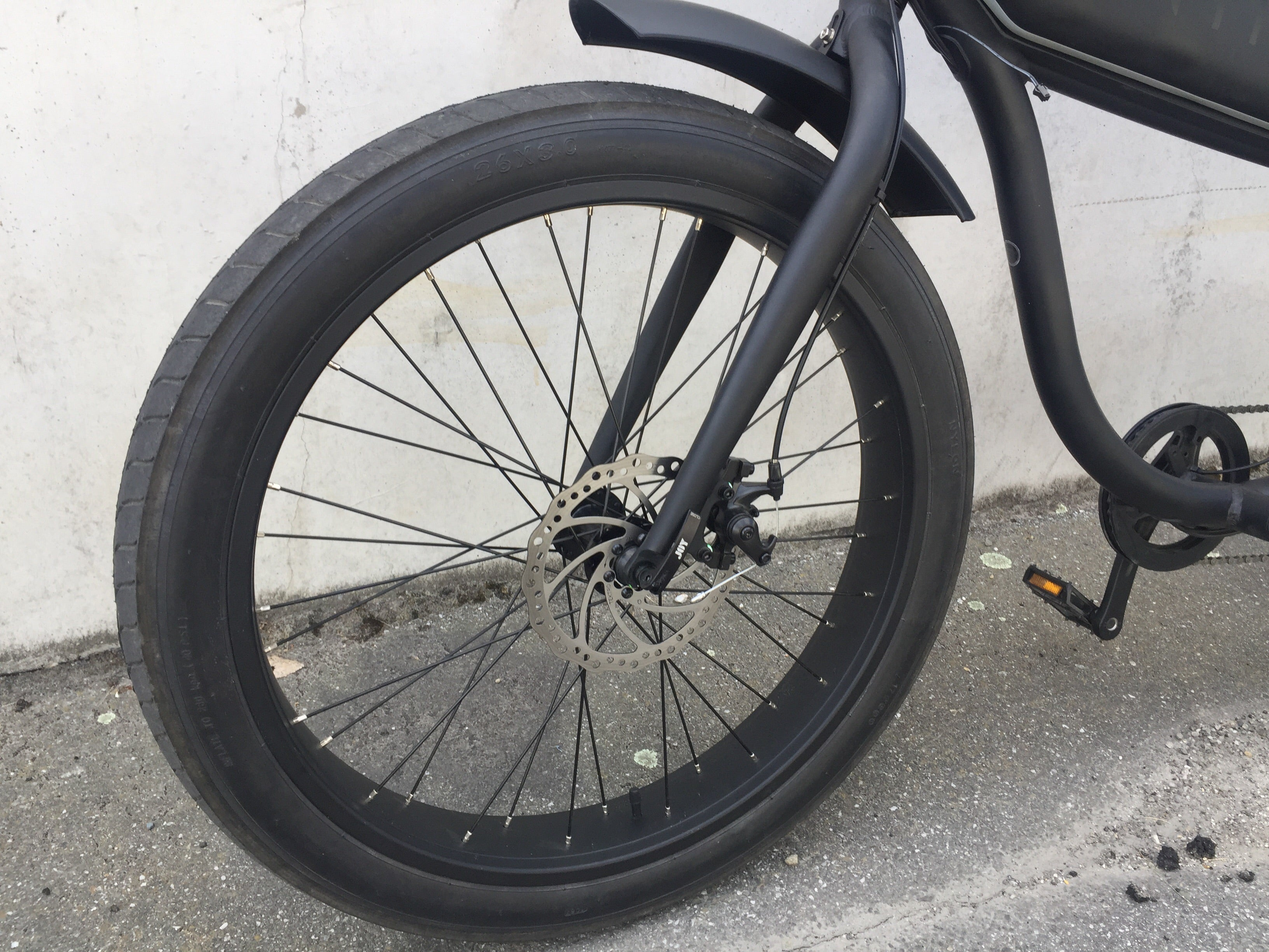 Anticus Electric bike fat tyre 3inch or 4 inch