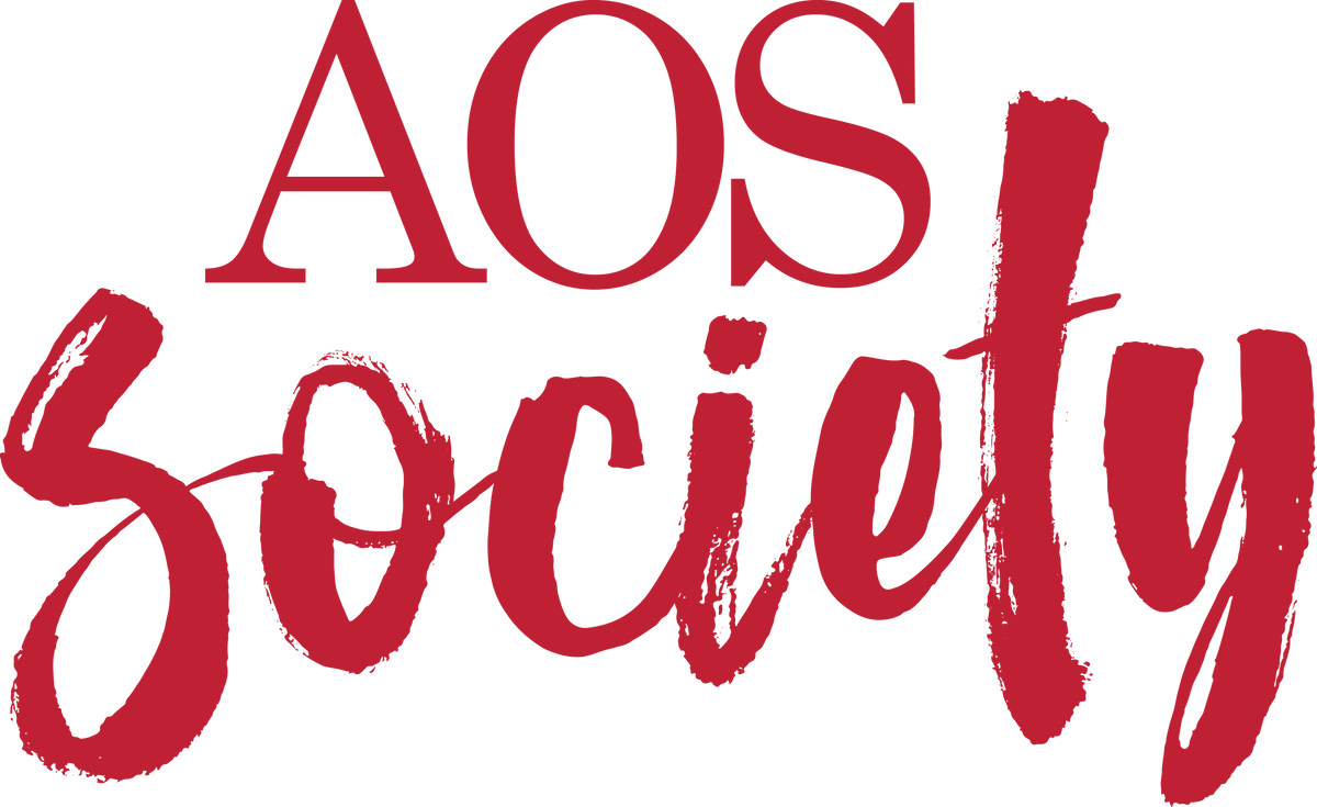 AOS Society Membership Renewal