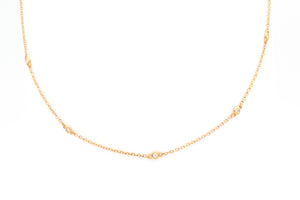 diamonds by the yard 14k yellow gold