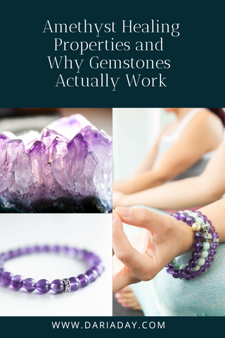Amethyst Healing Properties and Why Gemstones Actually Work