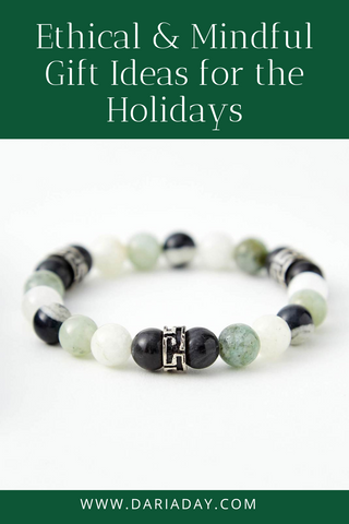 Ethical and mindful gift ideas for the holidays