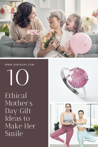 Ethical Mother's Day gift ideas