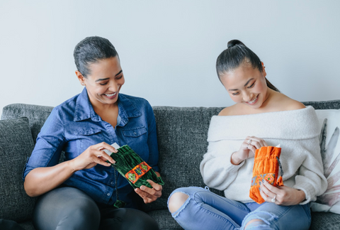 Intentional gifts for Thanksgiving
