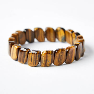 sacred insights tiger eye healing gemstones bracelet