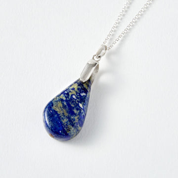 Clarity Lapis Pendants
