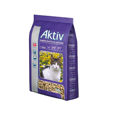 Copy of Aktiv Kat - 15 kg