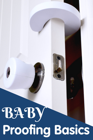 Baby Proofing Basics for Child Safety